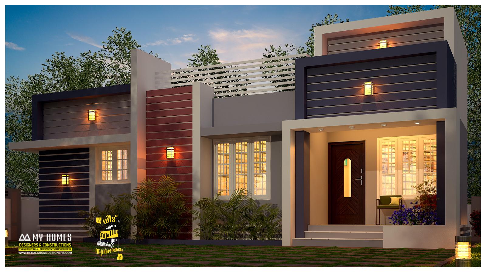 low cost home designers in kerala