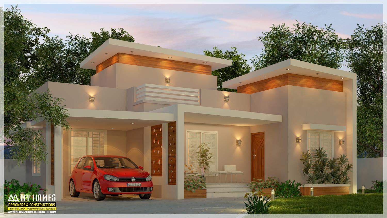 new home design in kerala