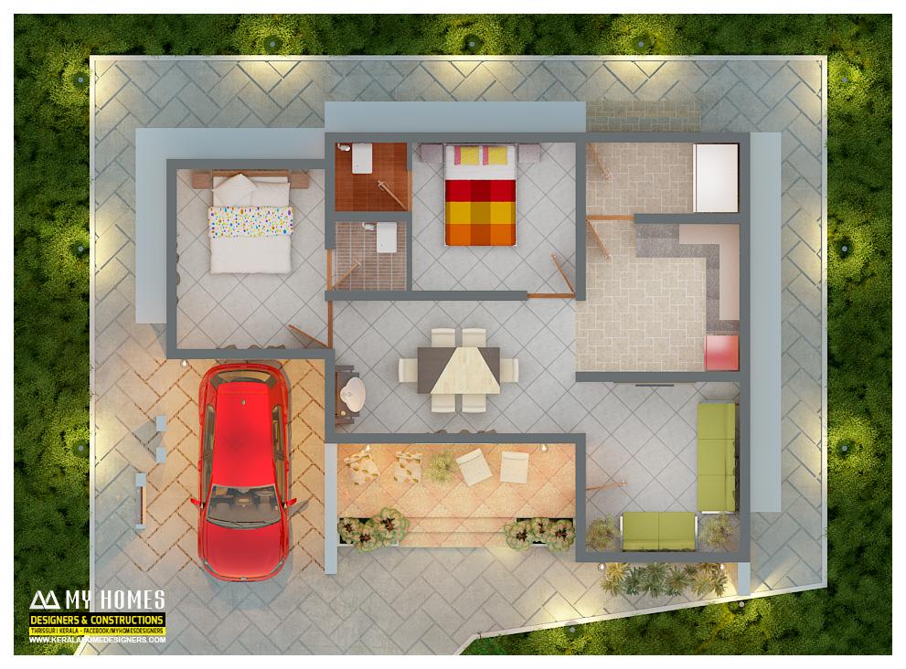 new home plan designs in kerala