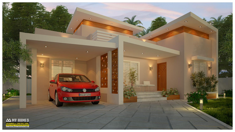 new homes designs kerala