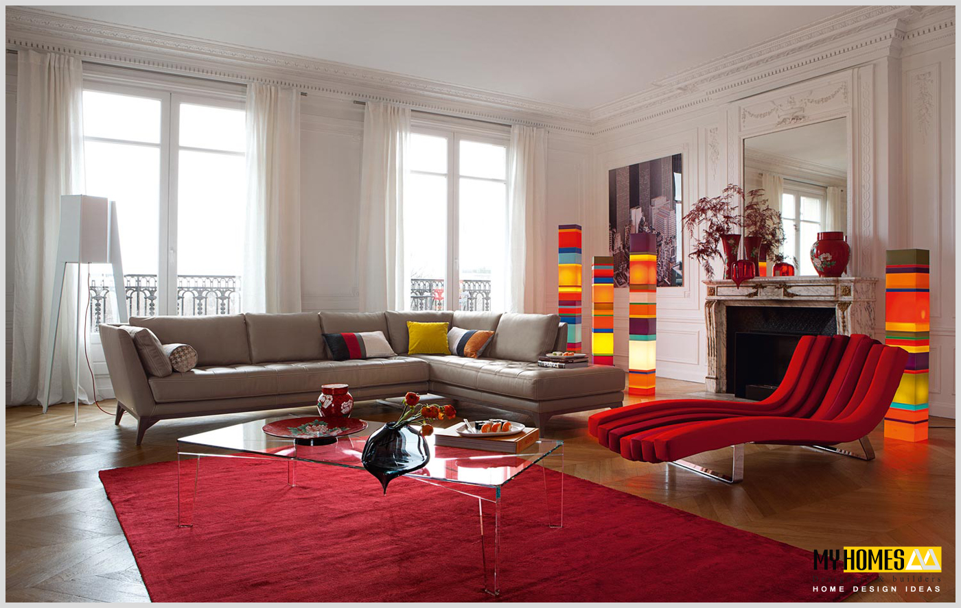 Kerala home interior designs