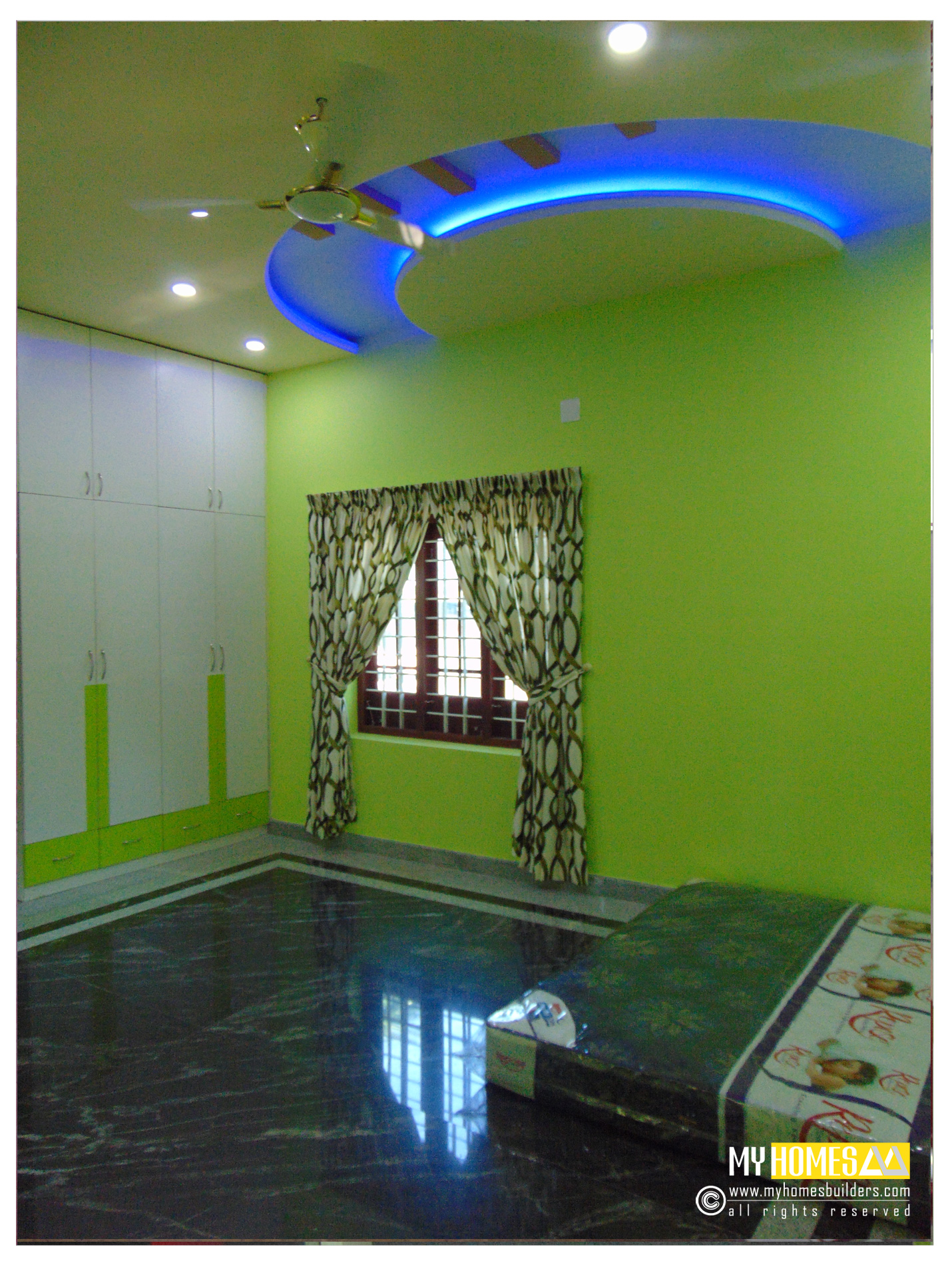 kerala bedrooms Designs