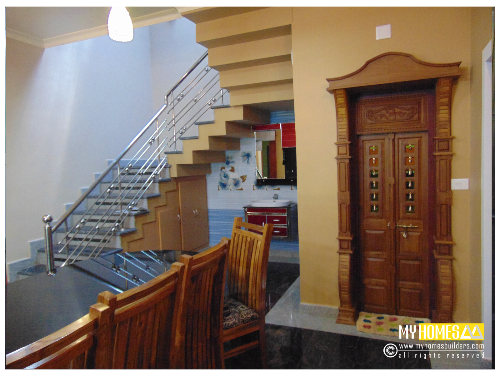 kerala pooja room designs, pooja room interior, kerala house pooja rooms, pooja room in kerala houses