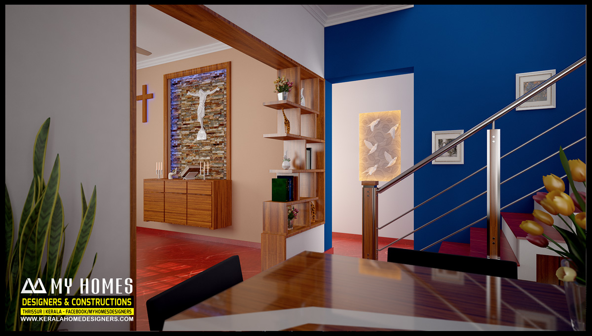 Ideas And Designs For Kerala Style Christian Prayer Room