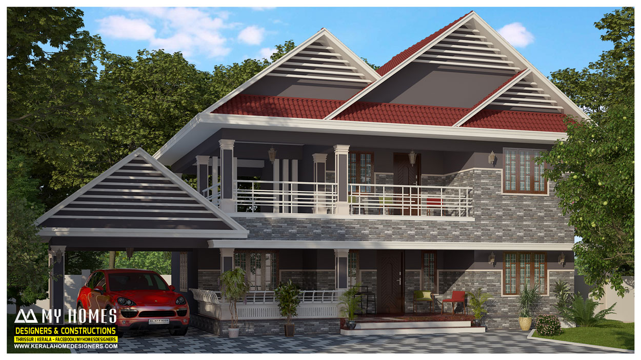 kerala modern homes