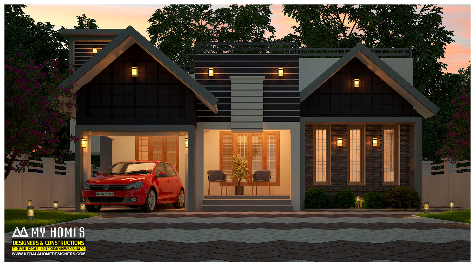budget homes in kerala