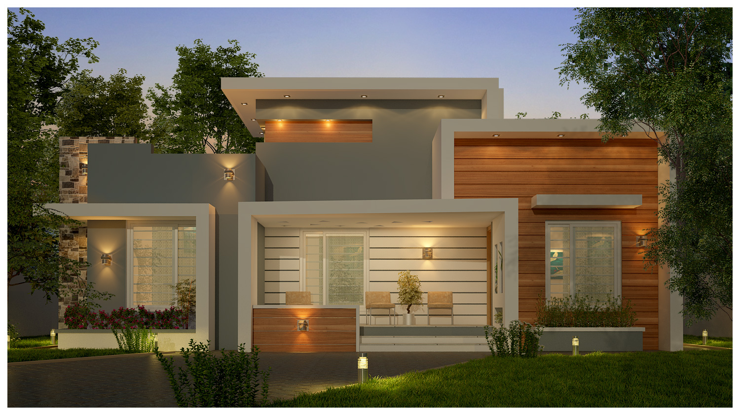 1000 sqft house designs